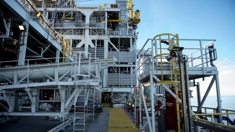 Den nye prosessmodulen som Aker Solutions skal levere til Troll-feltet, skal sørge for 2,2 milliarder fat olje og gass ekstra fra Troll-feltet.