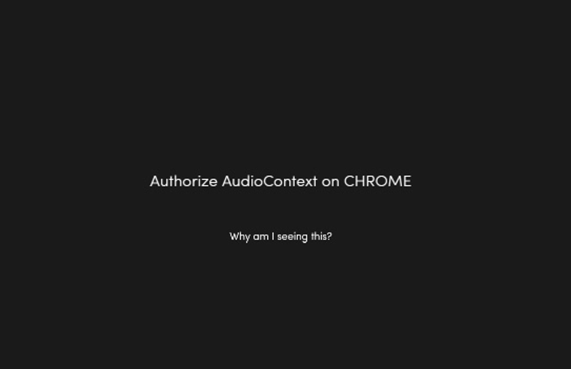Brukerne må i mange tilfeller godkjenne at webapper får tilgang til å spille av lyd i Chrome 66.