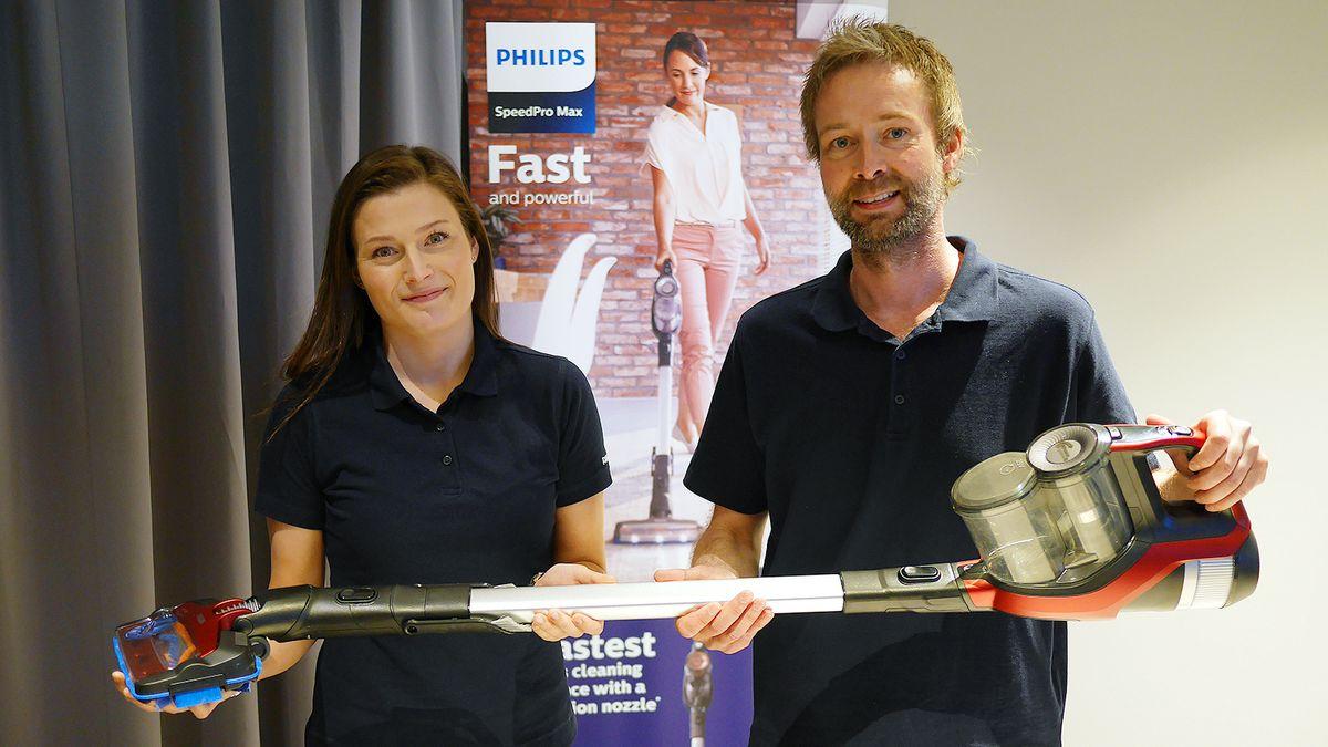 HELMAX STØVSUGER FRA PHILIPS Elektronikkbransjen.no