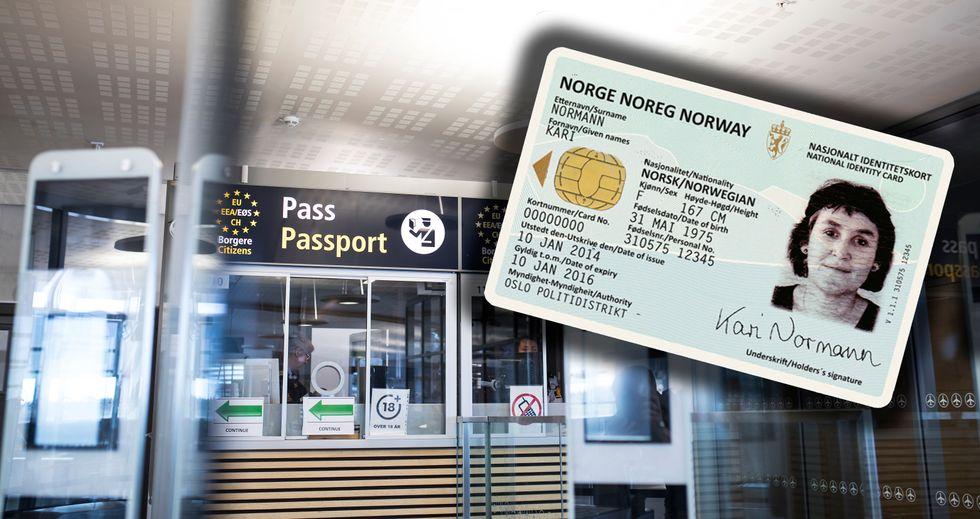 Id Kort Norge Regler I Norge 2019 11 30