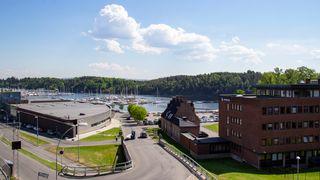 På Vækerø i Oslo eier Carl Otto Løvenskiold en stor tomt.