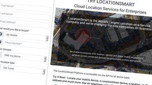 Nettside lekket posisjonen til nesten alle telefoner i USA