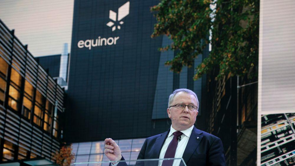 Eldar Sætre leder det selskapet i Norden som har suverent størst omsetning: Equinor – som inntil nylig het Statoil
