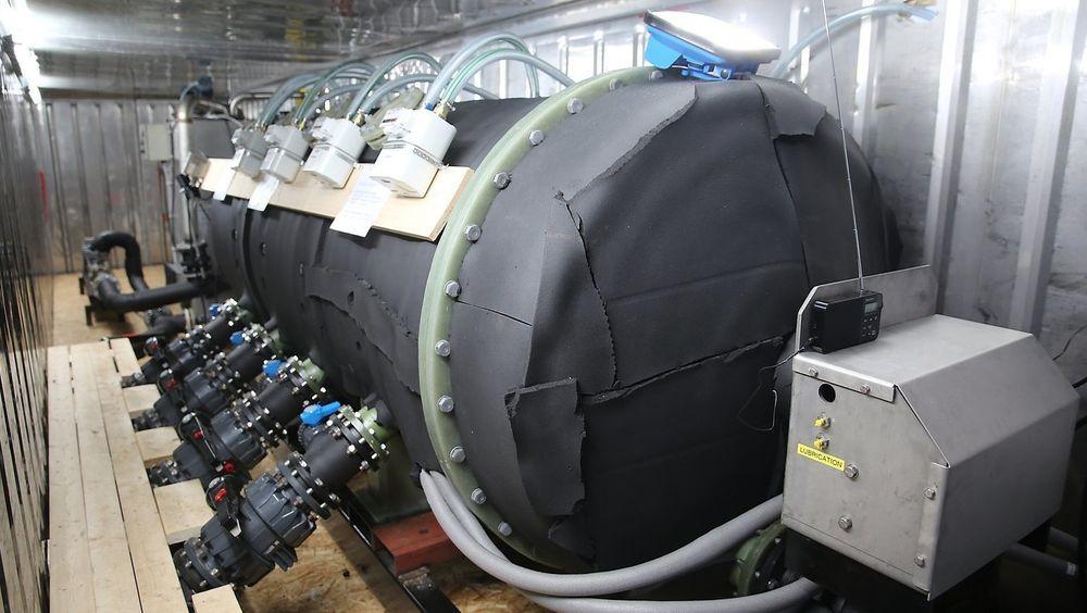 Illustrasjonsbilde fra Antec Biogas sitt anlegg på Ås - et eksempel på nyskaping innen biogass.