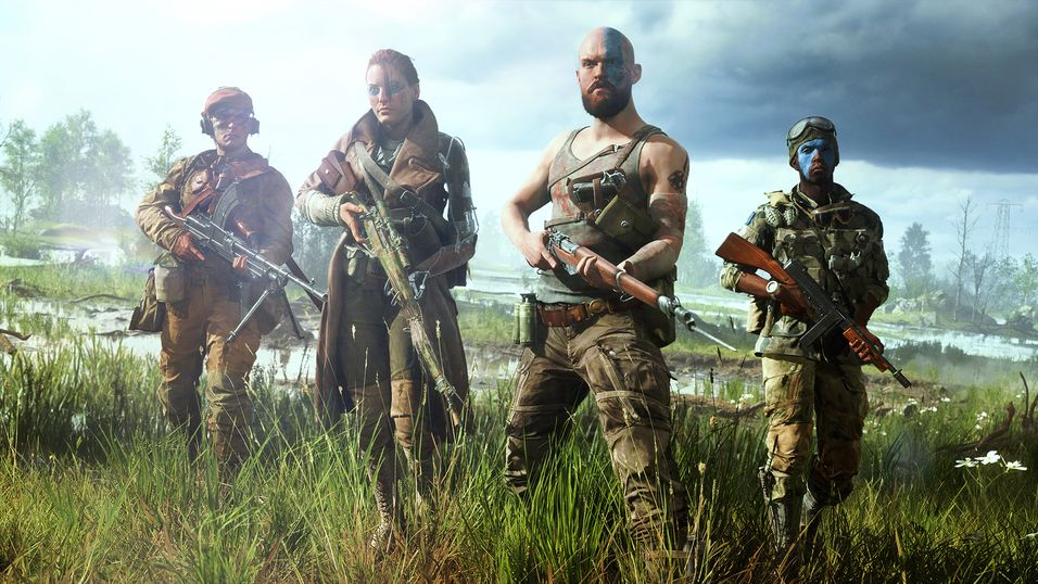 Battlefield Vs battle royale-modus kommer i mars