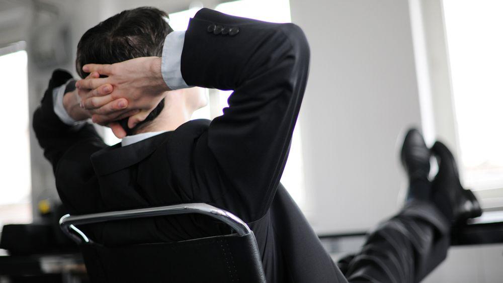 En pause på jobben kan gjøre deg mer konsentrert.