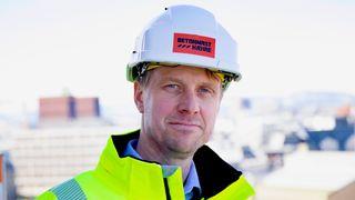 Jørgen Evensen i BetonmastHæhre er en av sjefene i byggebransjen som tjener mest.