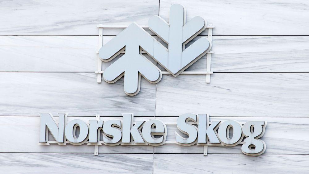 Norske Skogs logo.