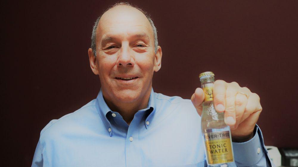 Professor Pulcrano med Tonicen som endret favorittdrinken. Fokus på kunden er viktigst. Etterpå kommer disrupsjonen (kanskje).