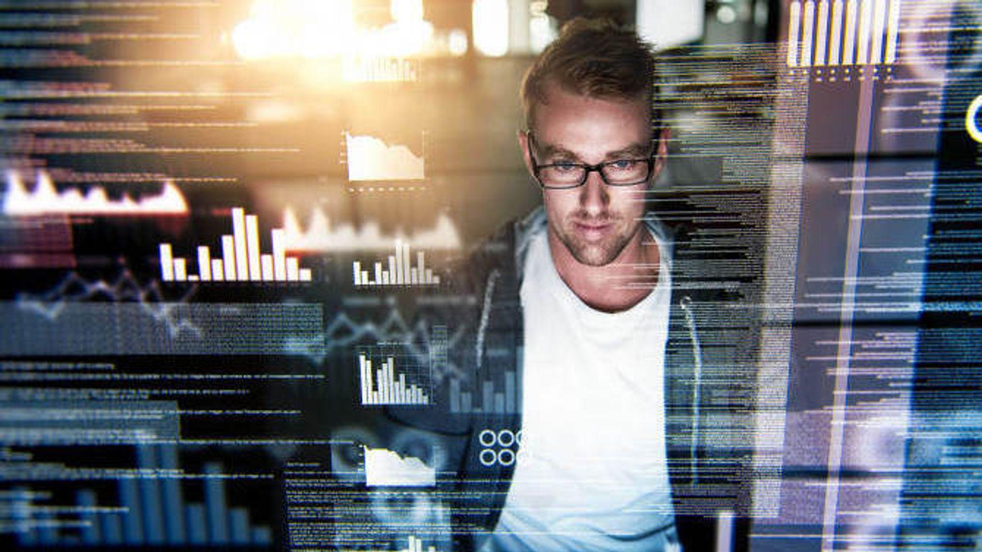 Mange bedriftsledere innen bygg og eiendom mener at effektivisering er det viktigste resultatet av digitalisering.