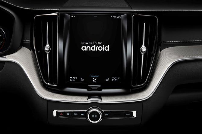 Den neste generasjonen av Volvos infotainmentsystem, Sensus, skal baseres på Android. Det vil bli levert i nye biler fra og med slutten av 2019.info