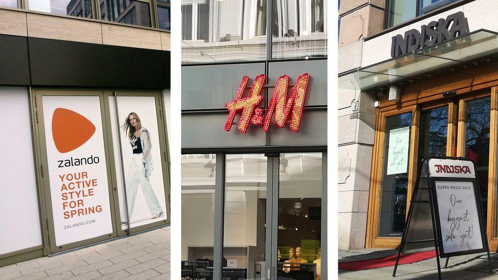 3477da05 Flere satser på outlet-konsepter på nett - H&M, Zalando og Indiska