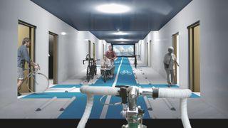 Oslo-arkitektens radikale konsept vil snu opp ned på hovedstaden som sykkelby