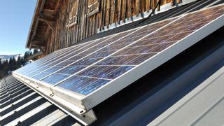 Enova snur: Nå kan du få støtte til solceller på hytta