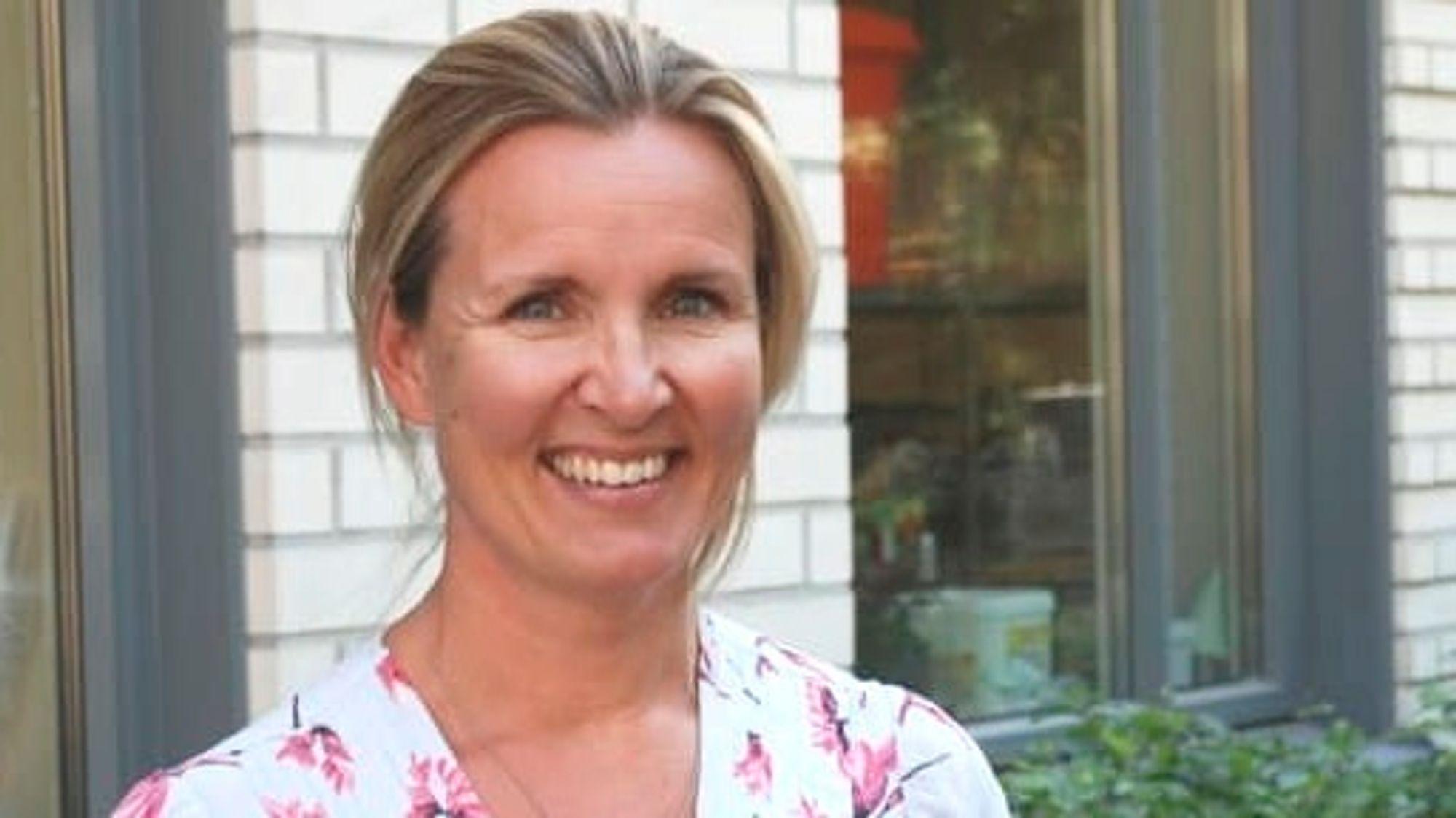 Kjersti Folvik er ny markedssjef for bygg og eiendom i Multiconsult.