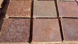 Ferrock er et sementlignende byggemateriale som absorberer karbondioksid i produksjonsprosessen. Det gjør at sementen er karbonnegativ.