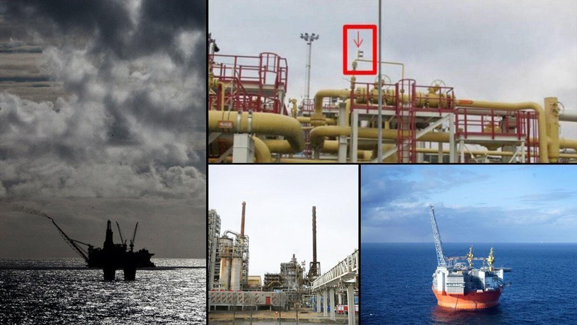 Mange alvorlige hendelser på norsk sokkel de siste årene, har ført til en stortingsmelding om HMS i petroleumsbransjen. Tekna vil at Petroleumstilsynet skal bli tydeligere og følge opp hendelser mer – i tillegg til at de tar i bruk mer av uanmeldte tilsyn.