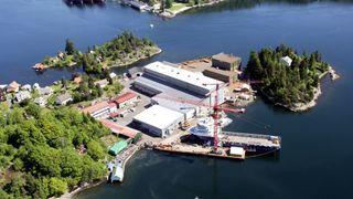 150 ansatte må gå - slutt for verft i Flekkefjord