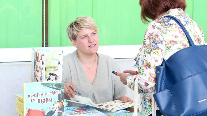 Camilla Otterlei, Barnehage 2018