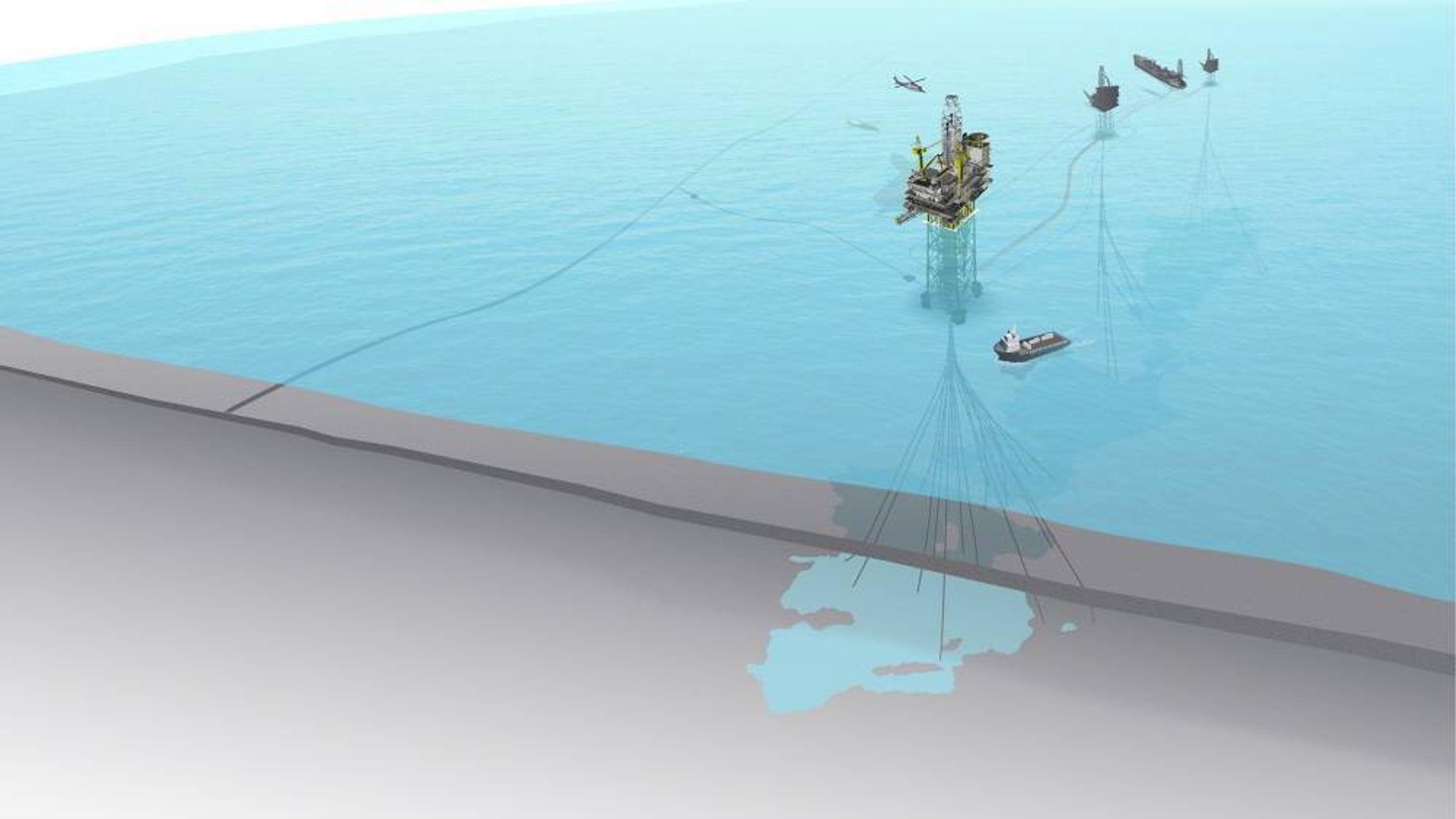 Tungoljefeltet Peregrino er blant Statoils satsinger i Brasil. Nå har de vunnet nye leteblokker.