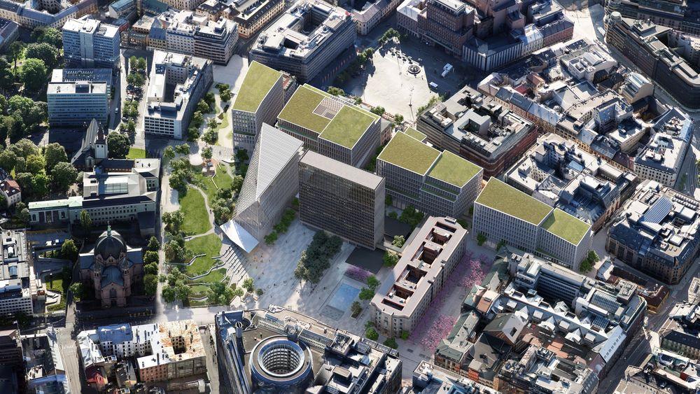 Tema Urbis vant Statsbyggs designkonkurranse med konseptet «Apdat».
