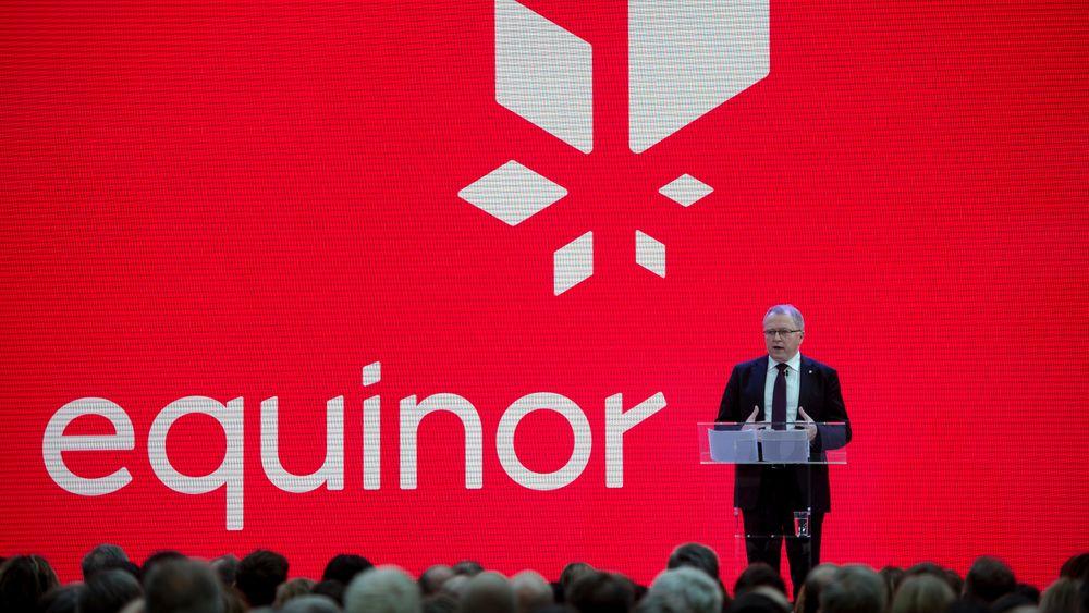 Oljefunnet på Utsirahøyden er det første etter at Statoil byttet navn til Equinor.