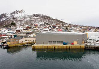Tradisjonsrikt: Det er ikke uten symbolsk betydning at den nye fiskefabrikken på Myre i Vesterålen bygges på samme tomt som bygdas gamle hjørnesteinsbedrift, anlagt i 1957 med sterk statlig støtte.