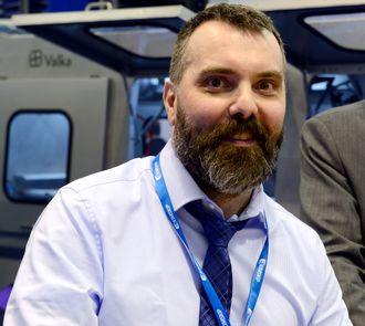 Kompetanse: – Dette er teknologi og en maskin som krever noe av den som skal betjene den, slår Kristjan Kristjanson fra robot-leverandøren Valka fast.