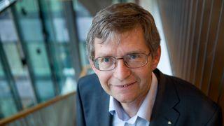 Per Jæger, administrerende  direktør i Boligprodusentenes Forening.