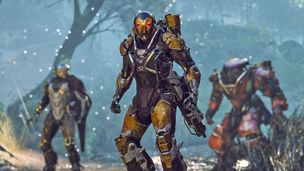 Anthem slippes 22. februar 2019 – dropper «loot box»-modellen