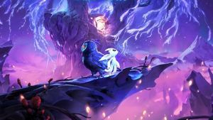 Ori and the Will of the Wisps ser fremdeles helt fantastisk ut