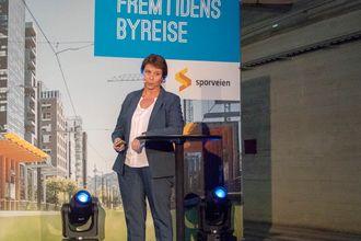 Konserndirektør for økonomi og finans i Sporveien, Marianne Vik.