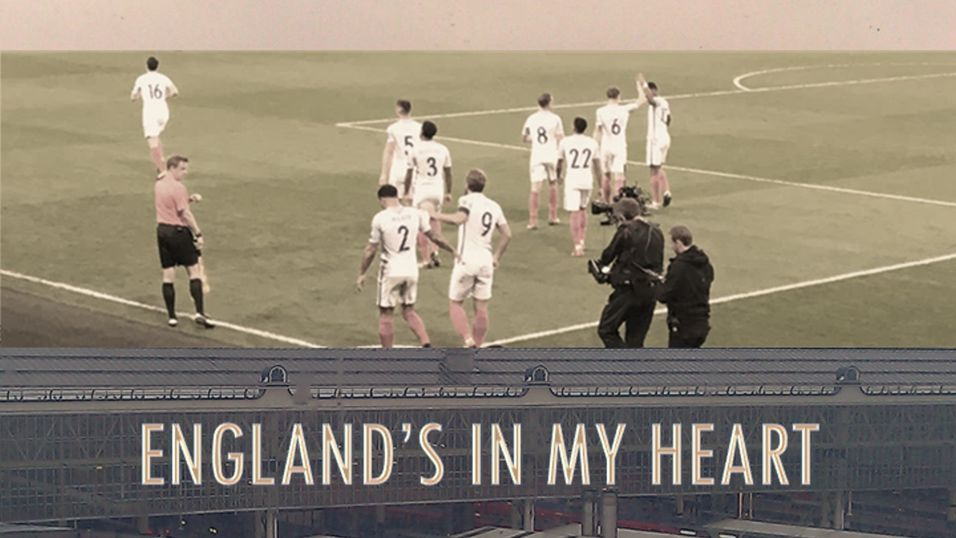KULTUR: «England's in my heart»