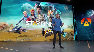 Star Fox er med i Starlink: Battle for Atlas