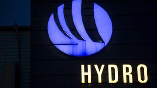 Fra Hydros hovedkontor på Vækerø i Oslo.