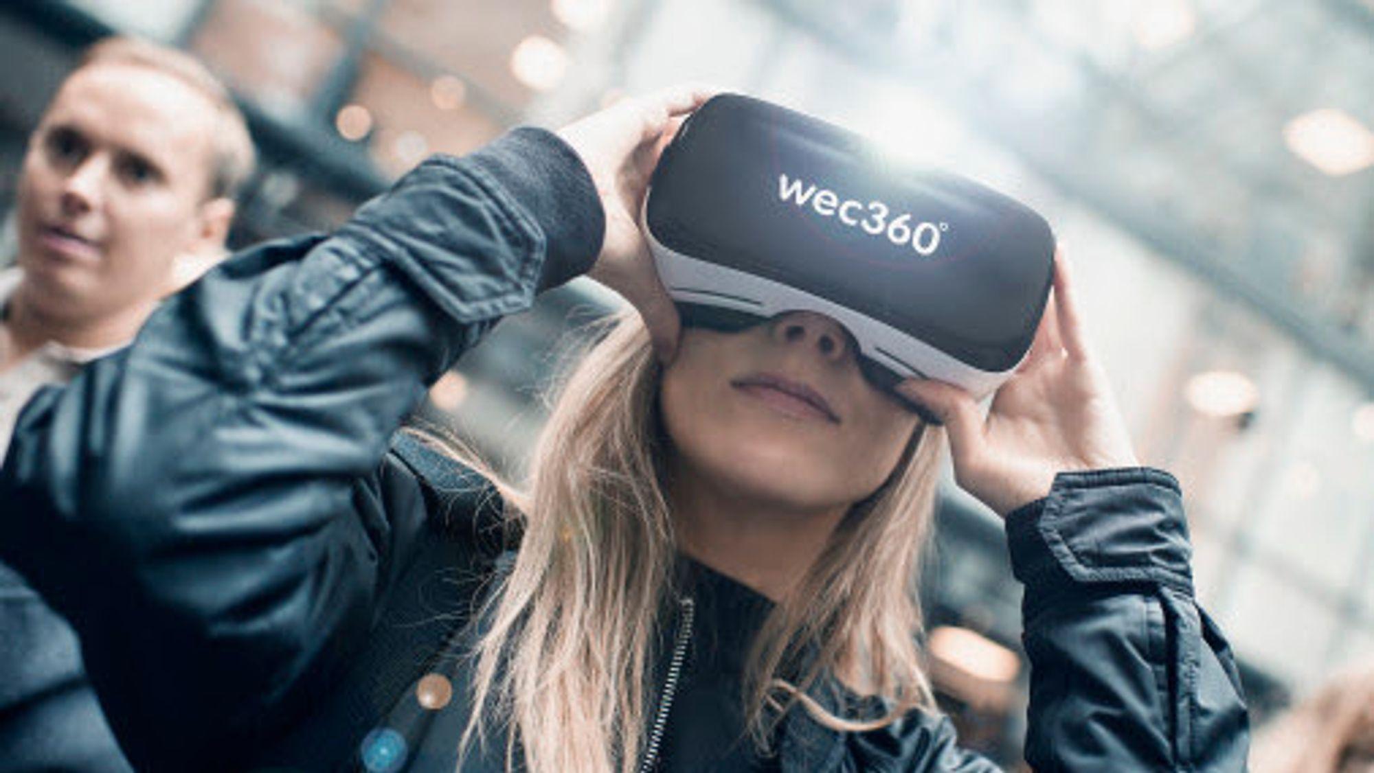 Boligvisning med VR-briller er et av selskapets satsningsområder.