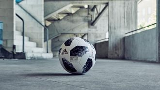 Ballen som er utviklet til årets VM.