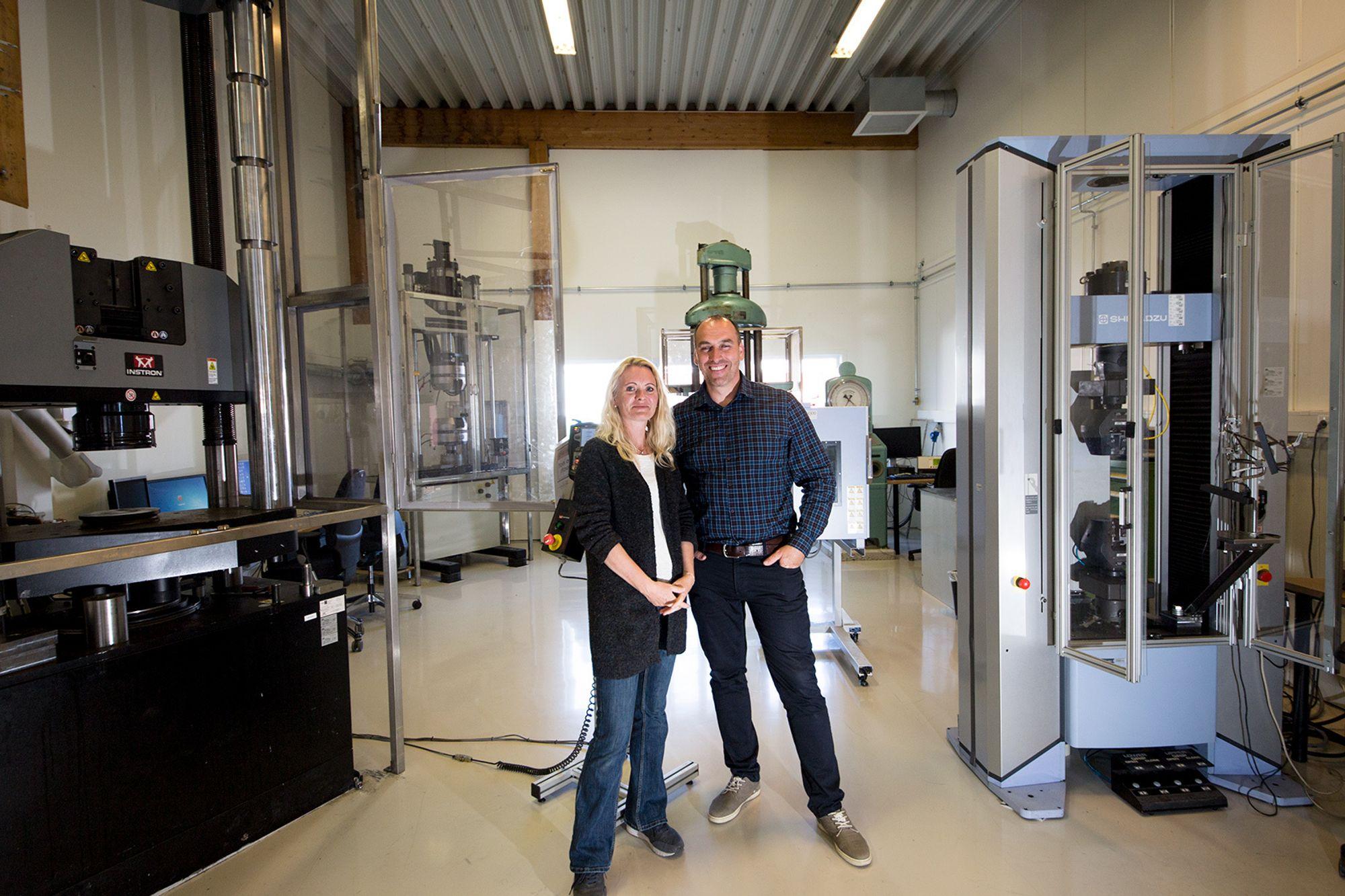 ANNONSE: Denne maskinen har reddet norsk industri fra ulykker siden 50-tallet