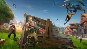 Fortnite Battle Royale slippes til Nintendo Switch i dag