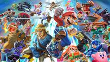 Super Smash Bros. Ultimate har  alle  figurene