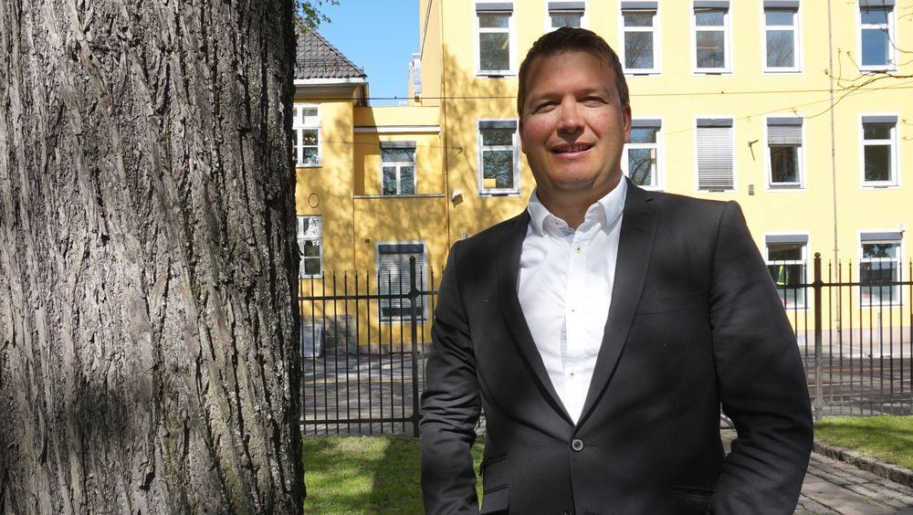 Per Christian Randgaard går fra WSP til Asplan Viak.