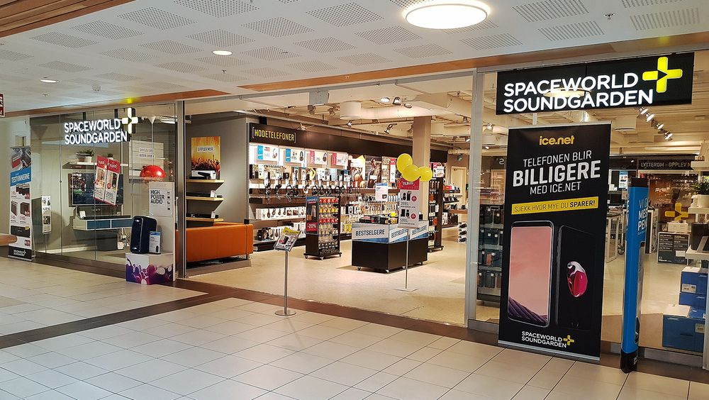 Spaceworld Soundgarden Holmen i Asker. Foto: Spaceworld Soundgarden.