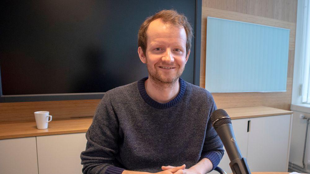 UKENS GJEST: Henrik Wold Nilsen i Storebrand.