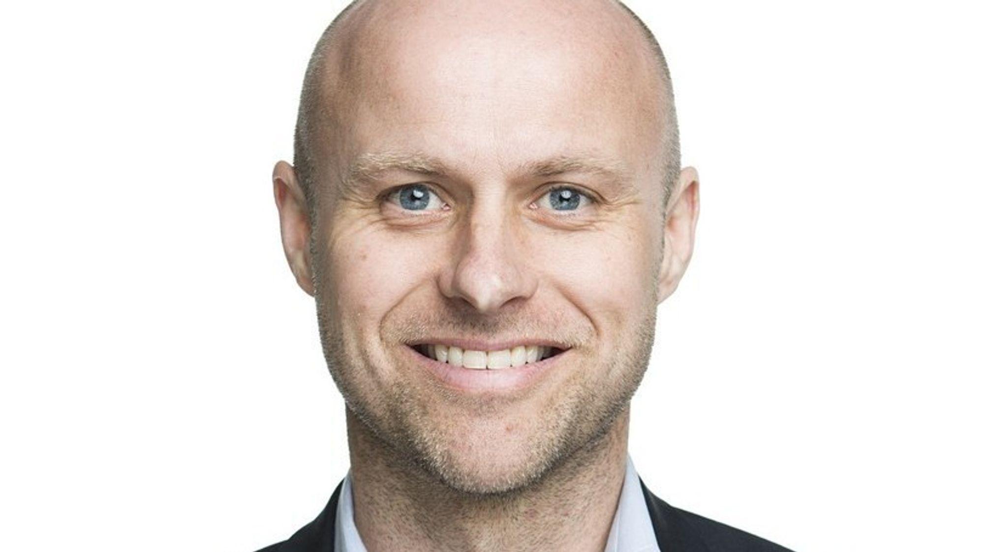 Robert W. Skjervstad, ny regionssjef for GK Inneklima fra 1. august.