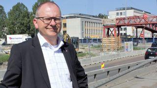 IPMA A-sertifisert prosjektleder Per Arne Flatebø i IFS