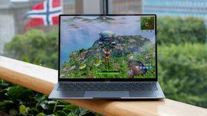 TEST: Huawei MateBook X Pro med MX150-grafikk