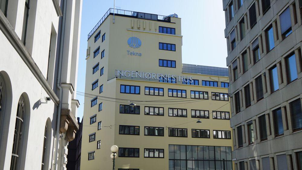 Ingeniørorganisasjonen Tekna ble saksøkt av en tidligere ansatt.