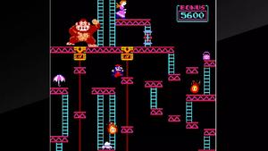 Den opprinnelige arkadeversjonen av Donkey Kong gis ut på nytt for første gang på 37 år