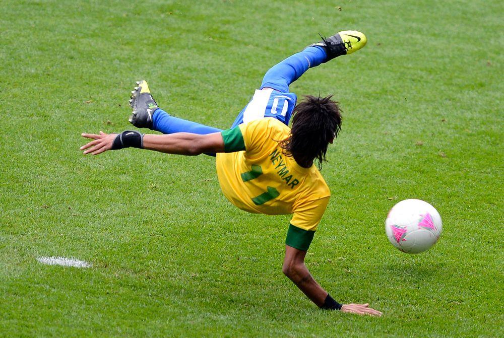 Ingenting overlates til tilfeldighetene når Neymars innsats i VM skal analyseres.