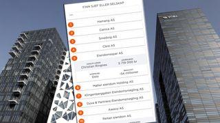 Sjekk lederlønningene i 640 selskaper